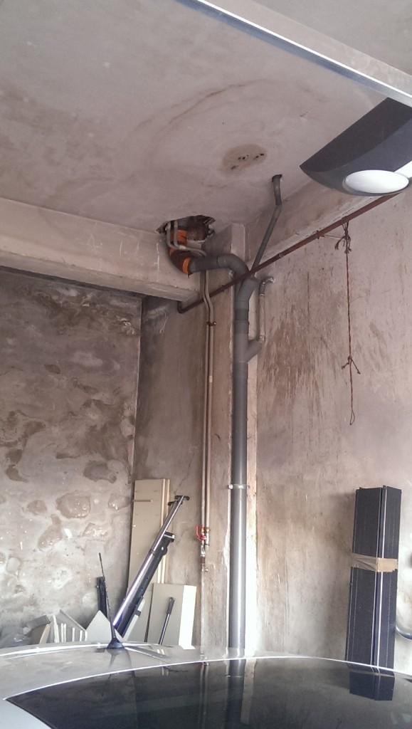 Chambre dans garage - Roquebrune Cap Martin