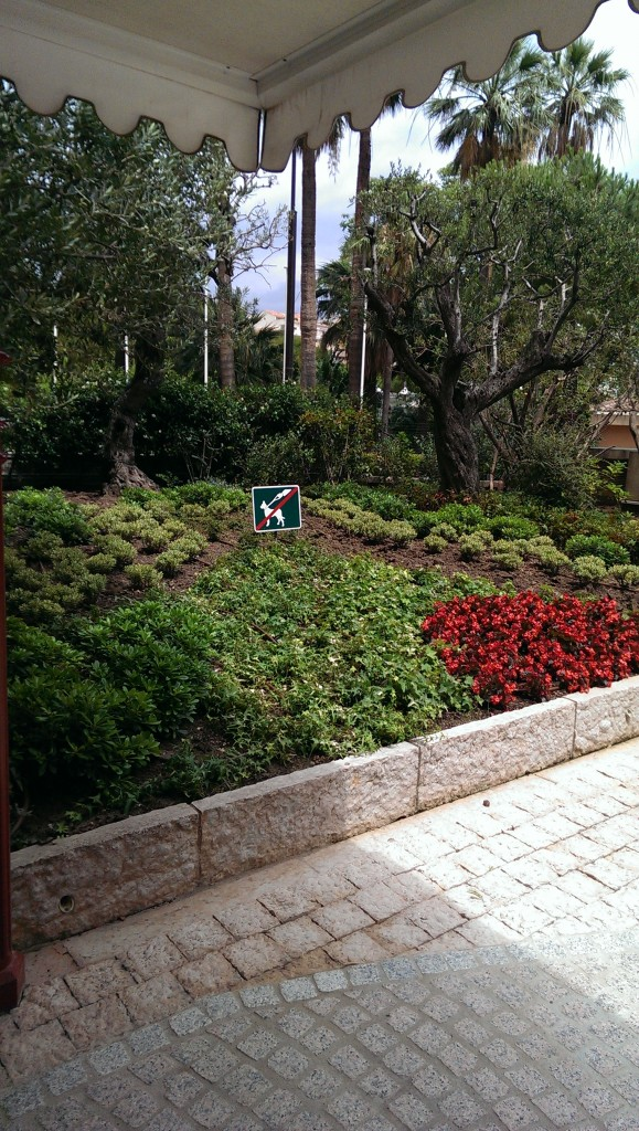 Drain jardinière - Monaco