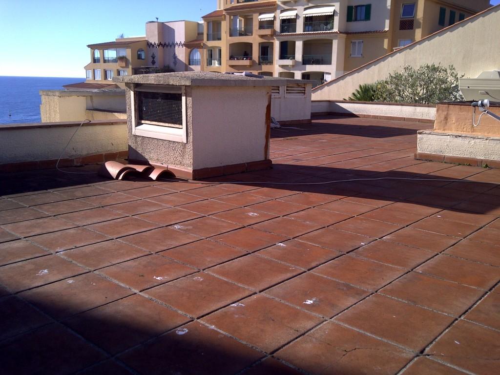 Toiture terrasse - Monaco