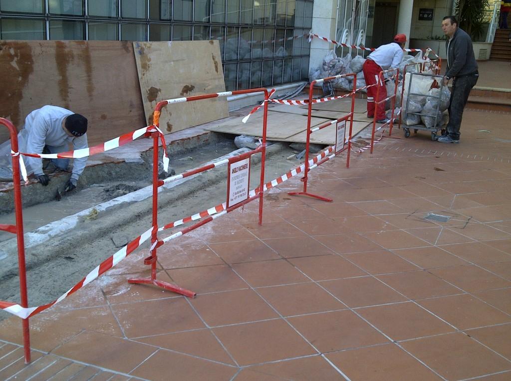 fuite joint dilatation - Monaco