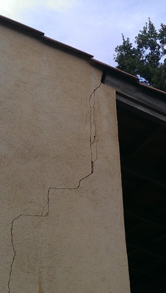 Mur façade Roquette Sur Siagne